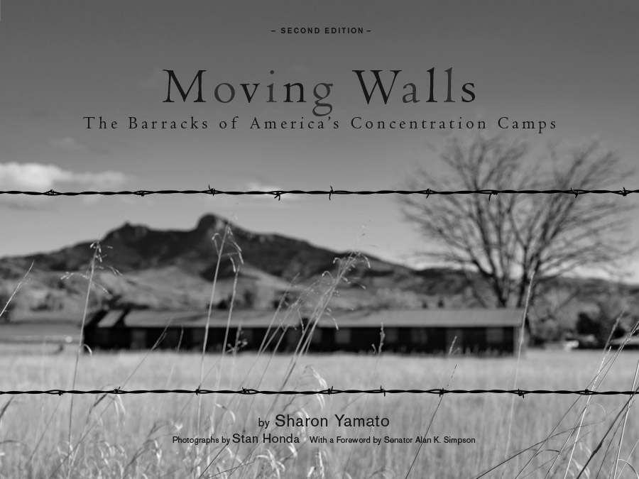 Moving Walls - book cover